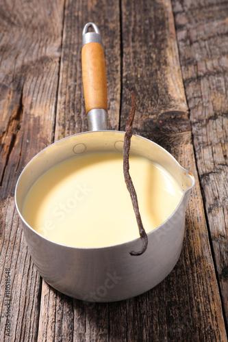 Leinwand Poster custard cream