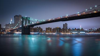 Brooklyn Bridge New York USA