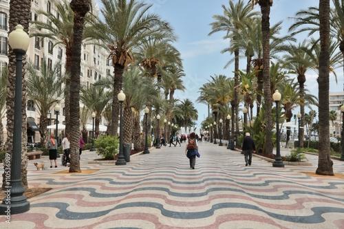 Lungomare di Alicante