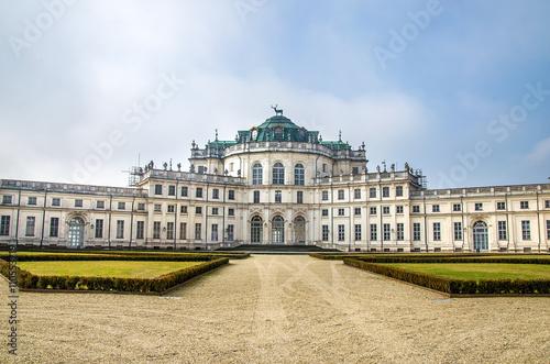 Photo  Stupinigi palace - turin - piedmont  italy region