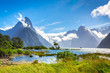 canvas print picture - Milford Sound #6, New Zealand