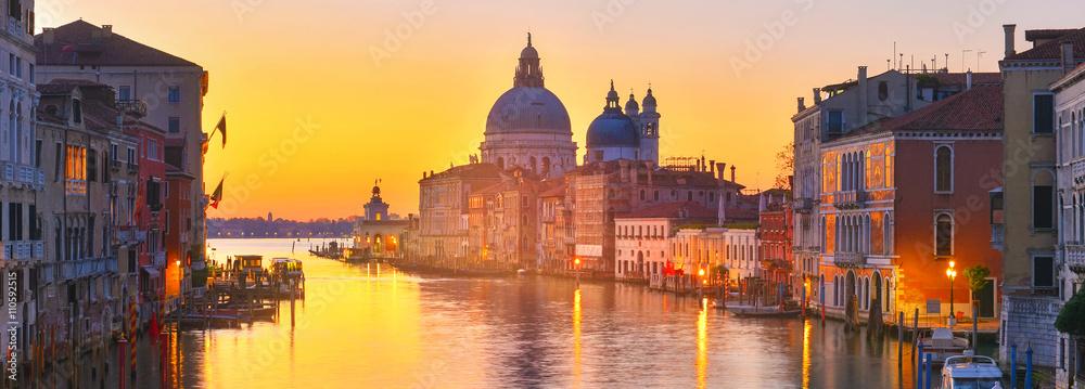 Fototapety, obrazy: Venice dawn