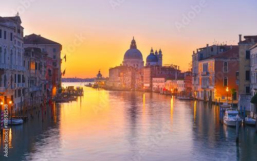 Poster Venice Venice dawn