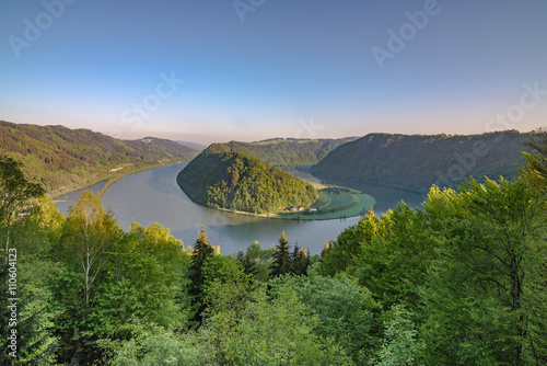 Fotografija  Naturwunder Schlögener Schlinge - Donautal