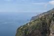 Particular landscape Amalfi coast