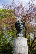 Büste Von Cosima Wagner