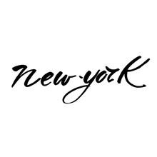 New York Love Text