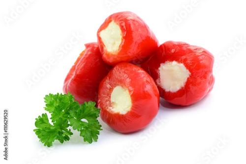 Recess Fitting Appetizer Antipasti Paprika
