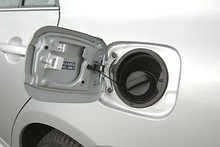 Fuel Tank Of A Car