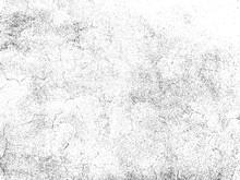 Scratched Paper Texture. Distr...