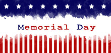 Memorial Day Greeting Card Ame...