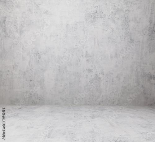 Fototapeta concrete wall texture lit up obraz na płótnie