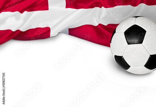 Photo  Fußballnation Dänemark