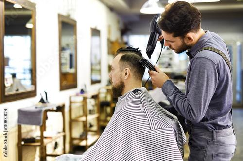 mata magnetyczna Modern hairstyling