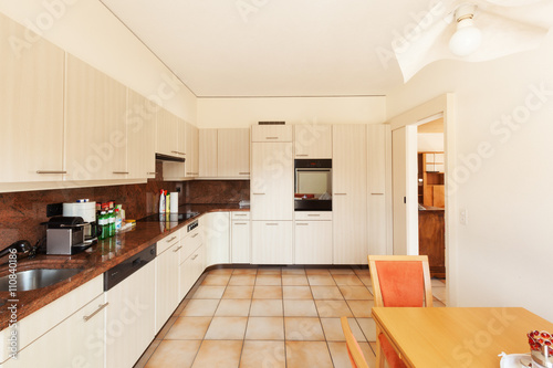 Modern House Interior Kitchen Buy This Stock Photo And Explore