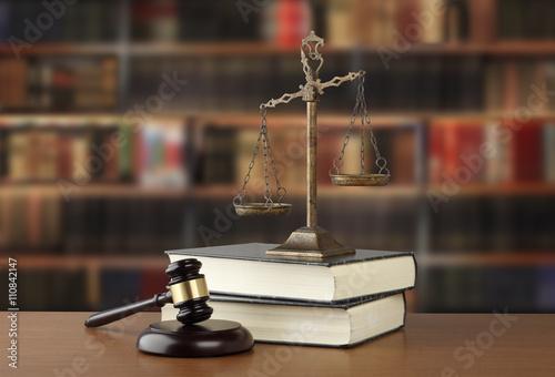 Obraz na płótnie 法律イメージ