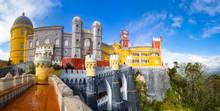 View Of Palace Da Pena - Sintr...