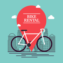 City Bike Hire Rental Tours Fo...