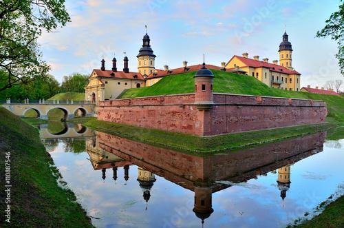 Nesvizh Castle © Giddrid