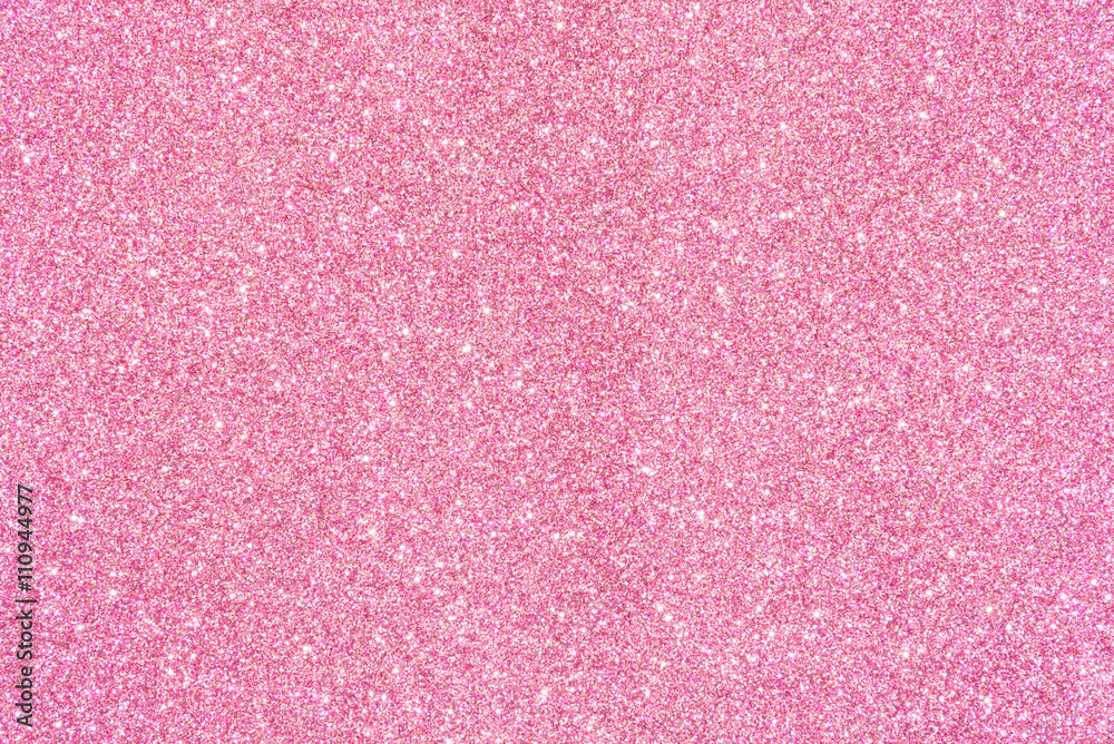 Fototapety, obrazy: pink glitter texture abstract background