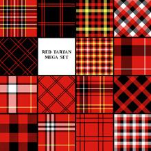 Scottish Traditional Tartan Fa...