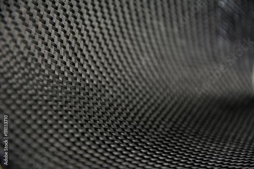 Photo  carbon fiber composite material background