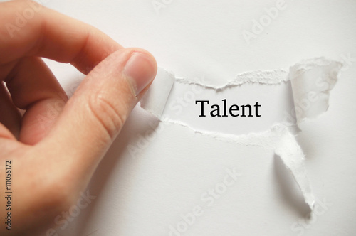 Cuadros en Lienzo versteckte Talente