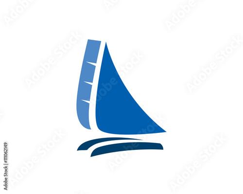 Carta da parati Catamaran, Yacht and Boat