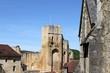 Château et village de Carlux,Dordogne,Périgord noir