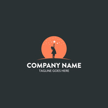 Children Logo Template