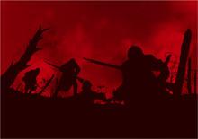 Guerre De Tranchées 14-18