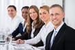 Multiethnic Businesspeople