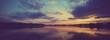 soft sunset lake constance