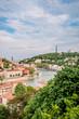 Panorama de Lyon vu du Fort de Vaise