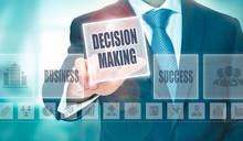 Decision Making Concept