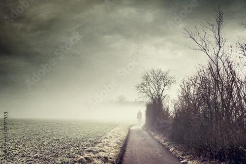 Wolke,Rätselhaft,Silhouette,Natur,Feld,düster,Landstraße