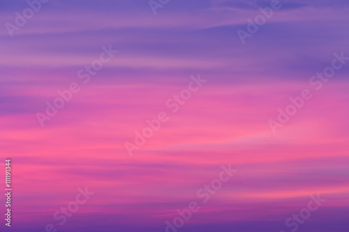 Photo Stands Candy pink Dramatic close up sky background, Natural landscape background