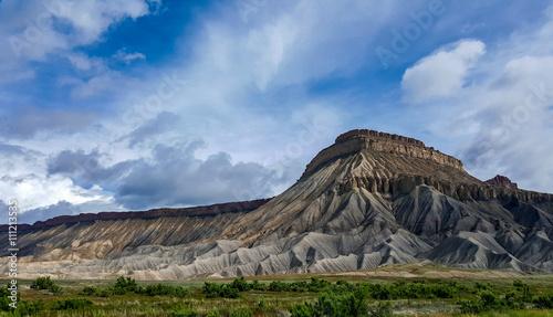Fotografie, Obraz  Mount Garfield