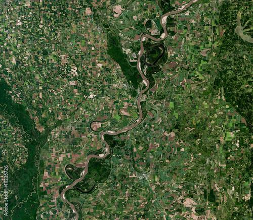 rzeka-mississippi-z-satelity-landsat-elementy-tego-zdjecia-dostarczone-przez-nasa
