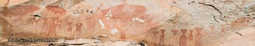 Photo Pha Taem National Park, Rock art