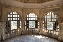 Architectural Magnificence In Fort