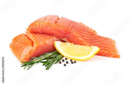 Fotografie, Obraz  salmon