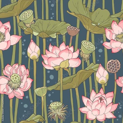 wzor-lotosu