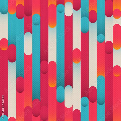 Photo  Stripes seamless patter