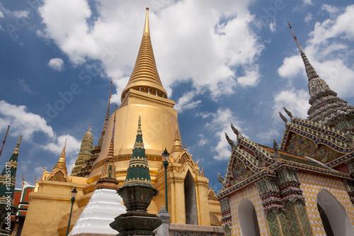 Wat Phra Kaeo, Temple of the Emerald Buddha Poster
