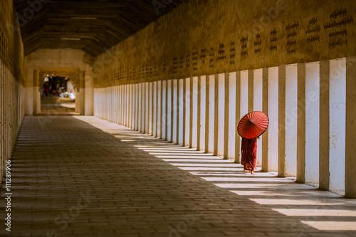 Fotografia Monk