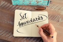 Set Boundaries
