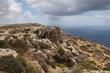 Dingli Cliffs, island Malta