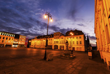 Old Town Square In Bydgoszcz