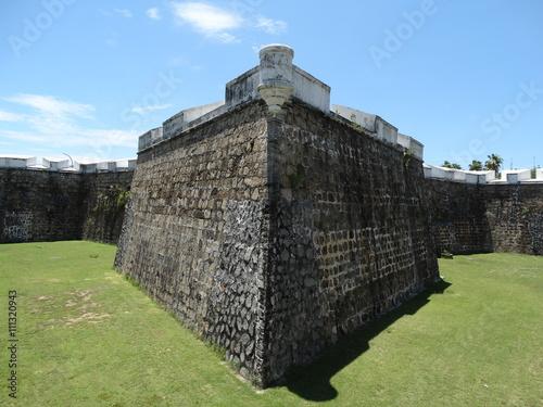 Fotografija  Muralhas do Forte de Acapulco